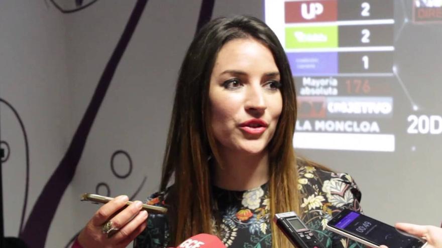 Ana Terrón será la cabeza de lista de Más País por Granada