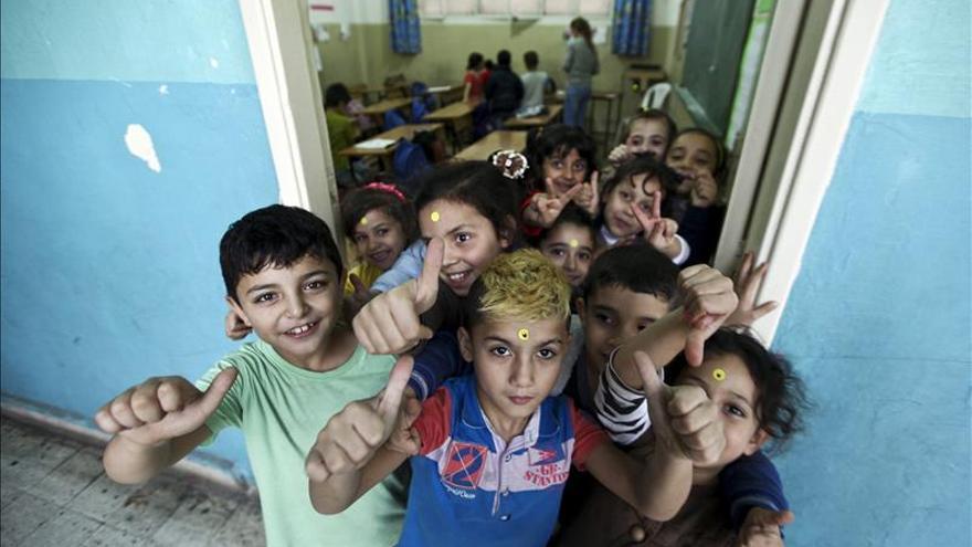 El Líbano descarta la acogida definitiva de refugiados sirios