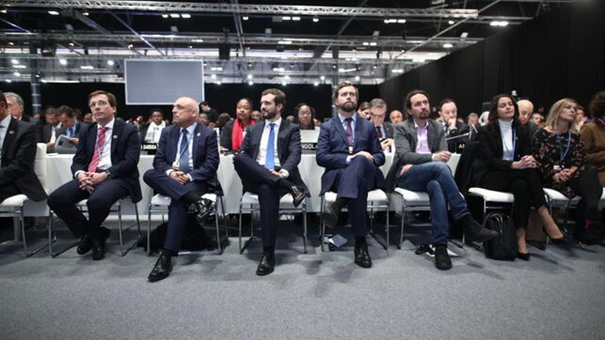 La diversidad política de España. Europa Press. Eduardo Parra