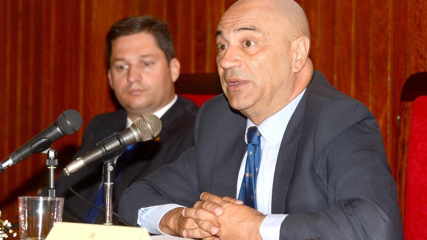 Antonio Doreste Armas, magistrado de lo Social en Tenerife y candidato a presidir el TSJC.