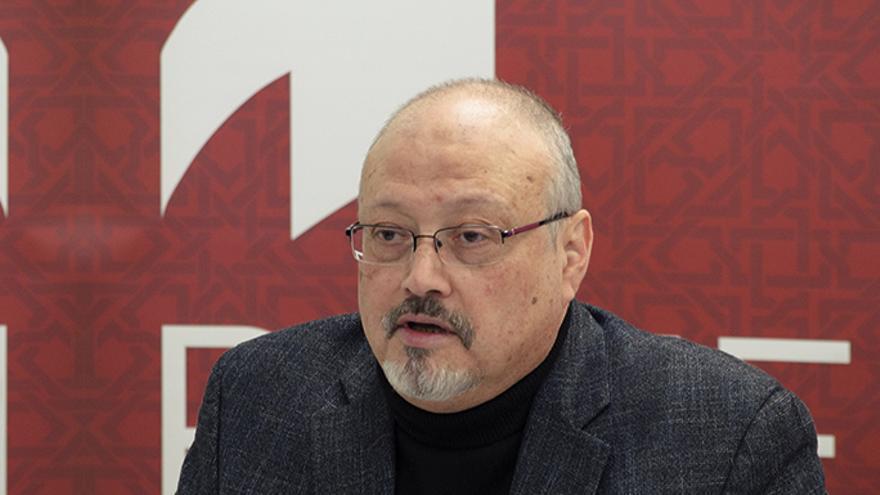 foto Jamal Khashoggi Wikipedia