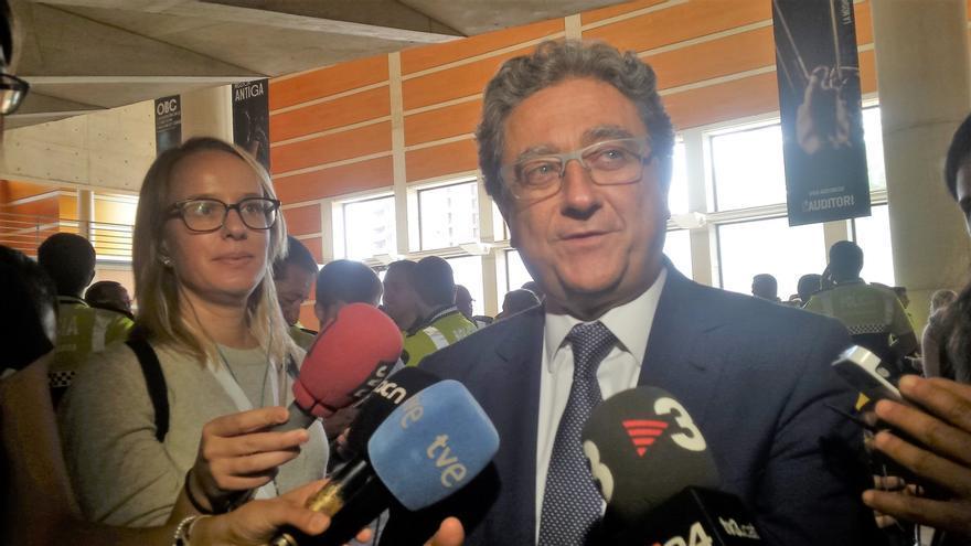 """El delegado del Gobierno en Cataluña cree que el 1-O """"no habrá referéndum"""""""
