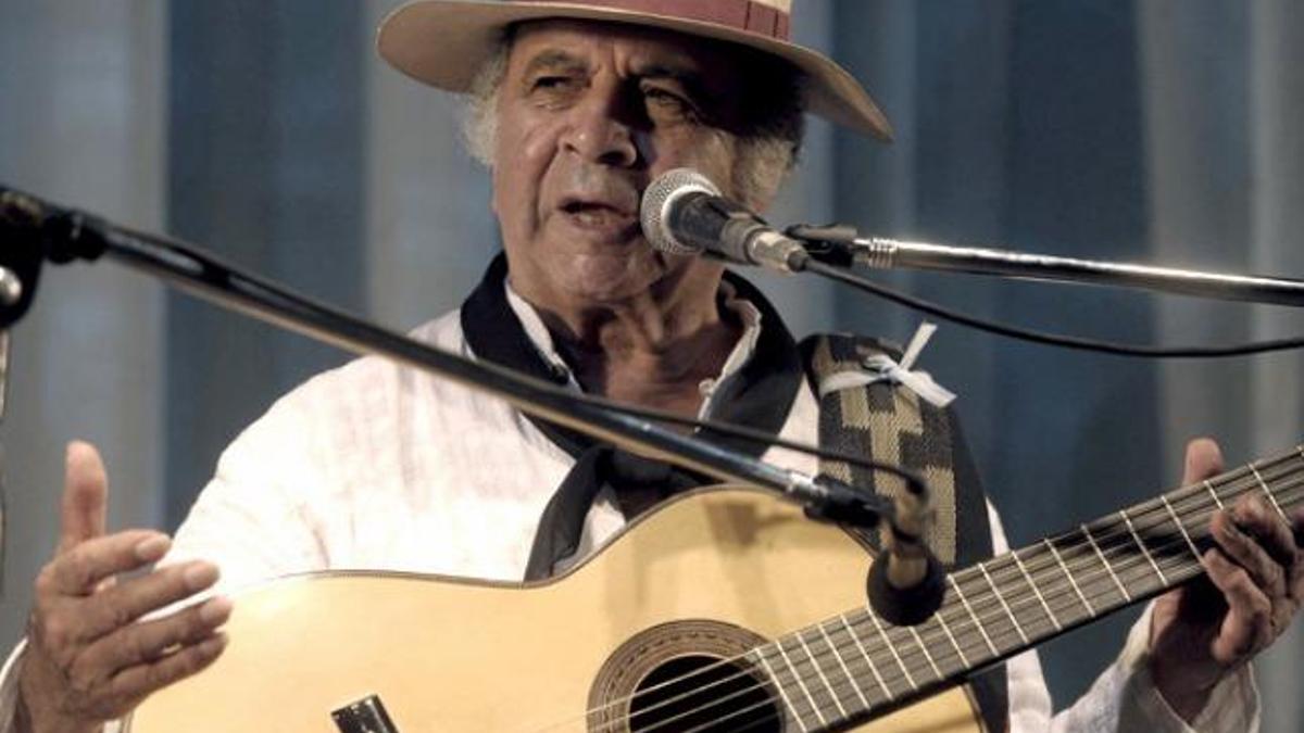 Omar Moreno Palacios falleció a los 82 años