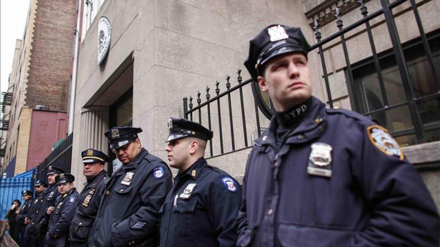 La Policía de Nueva York se moviliza ante los ataques de París