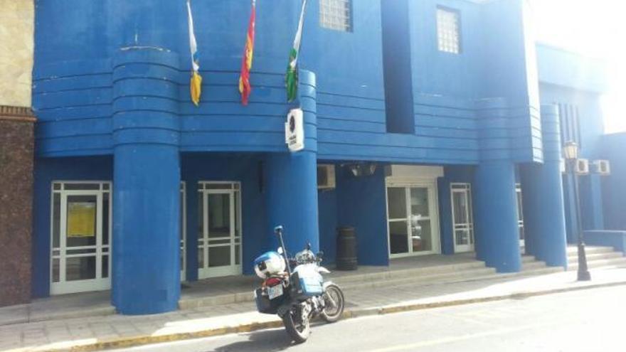 Oficina de la Policía Local en Corralejo, La Oliva, Fuerteventura (LAOLIVA.ES