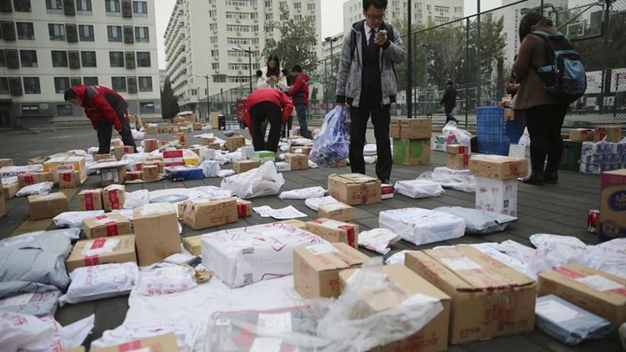"""China se prepara para marcar un nuevo """"hito"""" en el Día del Soltero"""