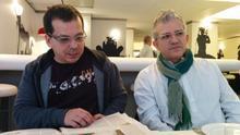 Ricardo Galli y Benjamí Villoslada, socios fundadores de Menéame