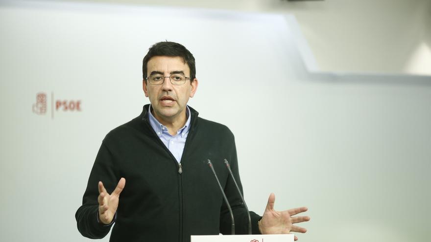"""La Gestora del PSOE insiste en regular la financiación de los aspirantes: """"El cumplimiento de la ley no se discute"""""""