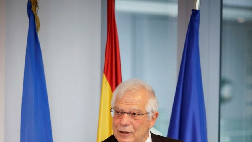 Borrell cree tener capacidad para ser comisario europeo