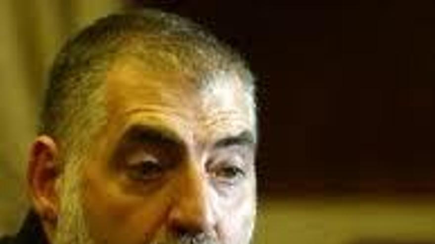 Peio López de Munain, en la foto de su perfil de Twitter.