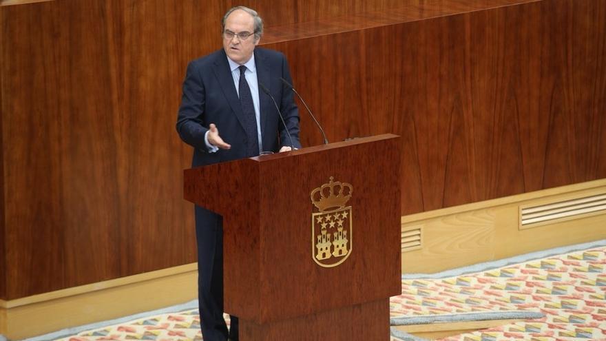"""Gabilondo dice que la situación de Cifuentes es """"insostenible"""" y que el PSOE abordará en breve """"propuestas"""" al respecto"""