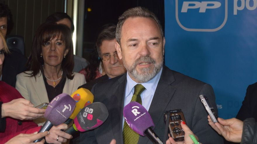 Jesús Labrador, candidato del PP a la Alcaldía de Toledo / Foto: Javier Robla