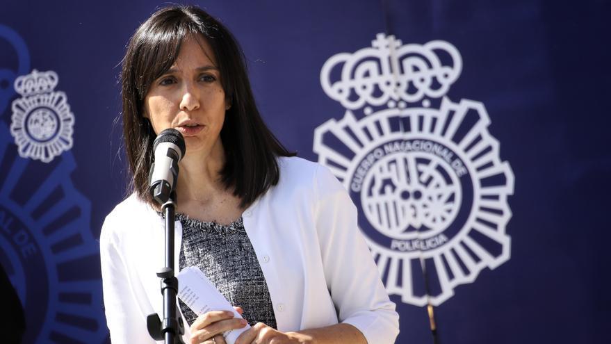 Archivo - La delegada del Gobierno en Madrid, Mercedes González