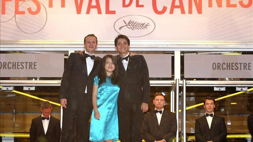 El mexicano Amat Escalante gana en Cannes el premio a mejor director