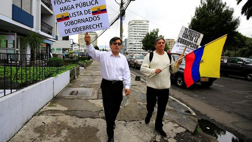 Comparece un exlegislador en una nueva investigación contra Correa en Ecuador