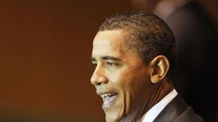 """Obama considera la planta de Qom un ejemplo del """"inquietante patrón evasivo"""" de Irán sobre su programa nuclear"""