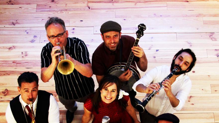 Madrid Hot Jazz Band
