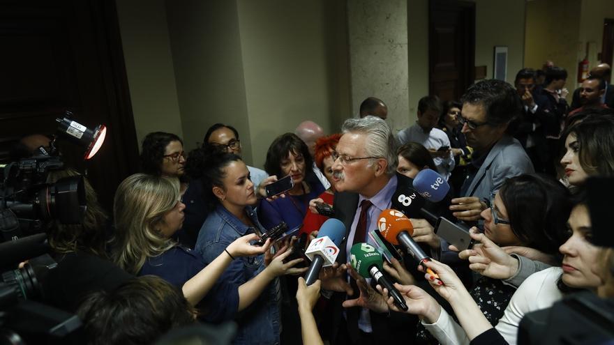 El PSOE cambia de portavoz en la comisión de investigación sobre Fernández Díaz tras el relevo en el área de Interior
