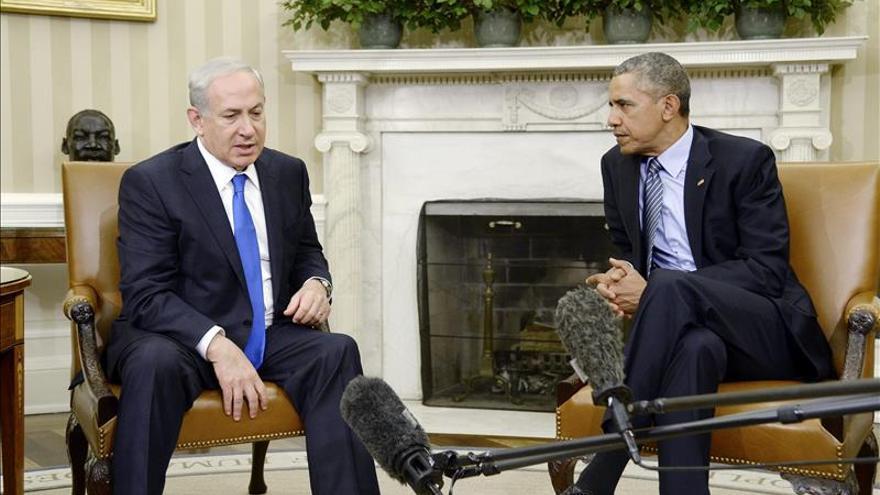 Obama y Netanyahu pasan página sobre Irán para colaborar en intereses comunes