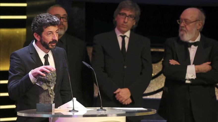 """Alberto Rodríguez, Goya al mejor director por """"La isla mínima"""""""