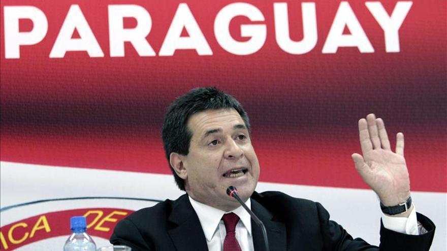 """AI le pide a Horacio Cartes """"respeto pleno"""" a los Derechos Humanos en Paraguay"""