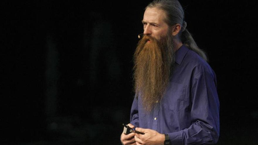 """El gerontólogo Aubrey de Grey: """"El objetivo es estar indefinidamente sanos"""""""