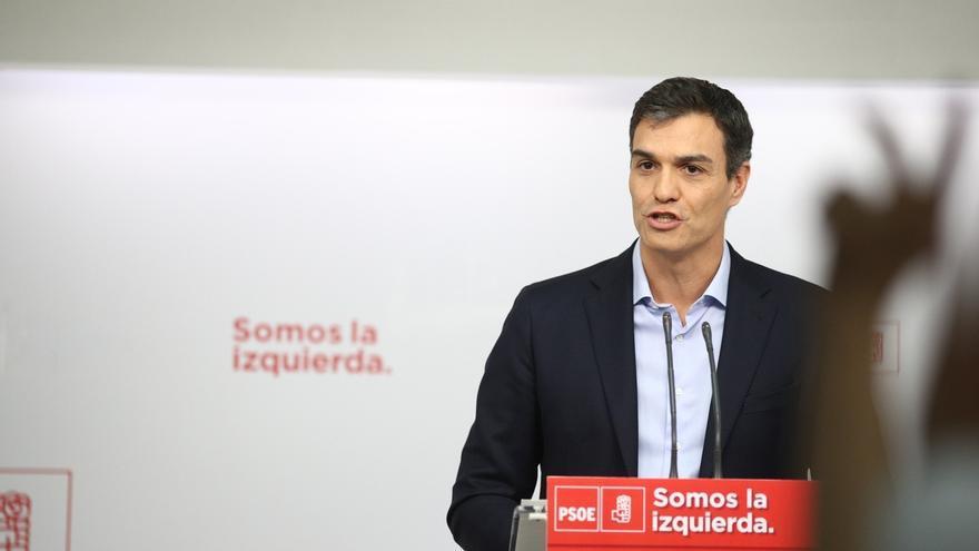 Pedro Sánchez evita pronunciarse sobre la polémica generada en torno al puesto de su hermano en la diputación de Badajo