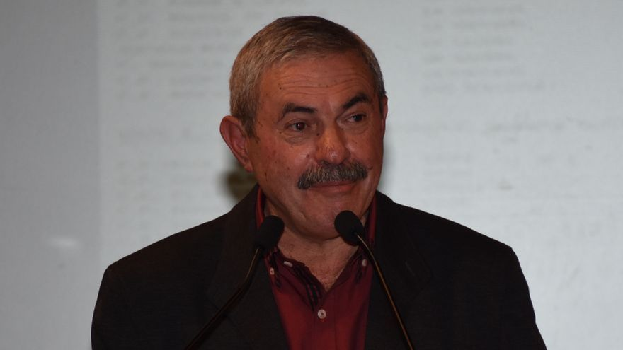 José Miguel Martín es el pregonero de Las Cruces 2018 de Breña Alta.