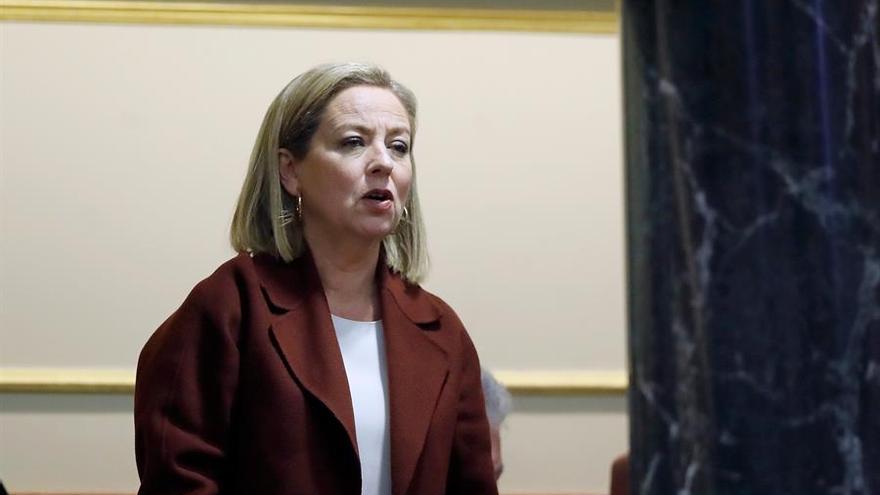 La diputada de Coalición Canaria, Ana Oramas.