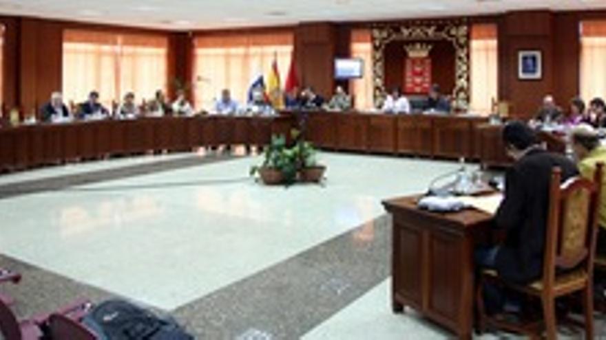 Nueva moción de censura en el Cabildo de Lanzarote