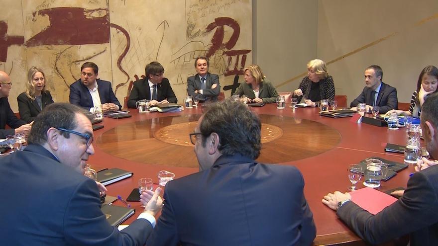 """El Gobierno catalán pide a las consejerías """"racionalizar gasto"""" para afrontar elecciones y consultas"""