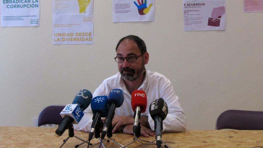 El diputado Alberto Montero se presentará a las primarias para la Secretaría General de Podemos en Málaga
