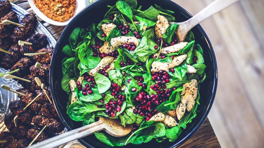nutrientes en tu comida