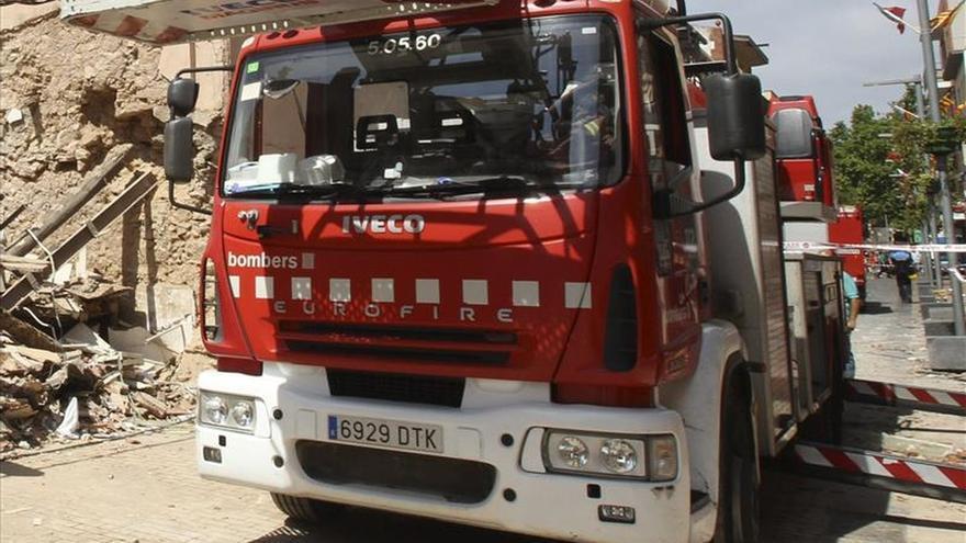 Tres heridos, uno grave, tras una explosión de gas en El Puig (Valencia)