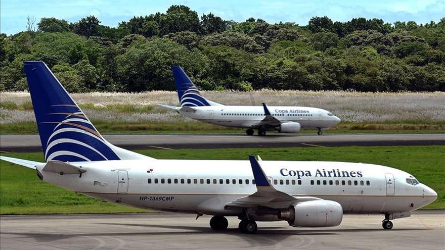 La aerolínea panameña Copa consolida su crecimiento en todos los frentes