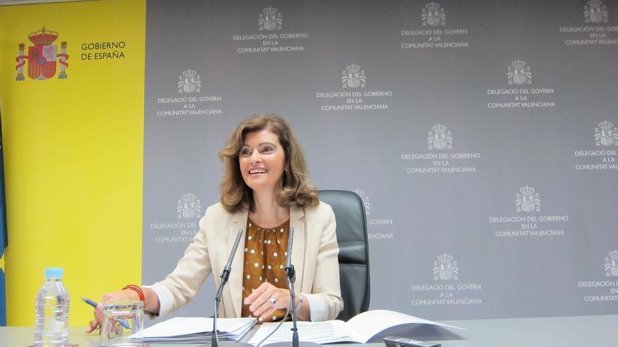 Ana Botella Gómez, diputada del PSOE y exdelegada del Gobierno en Valencia, será la 'número dos' de Marlaska en Interio