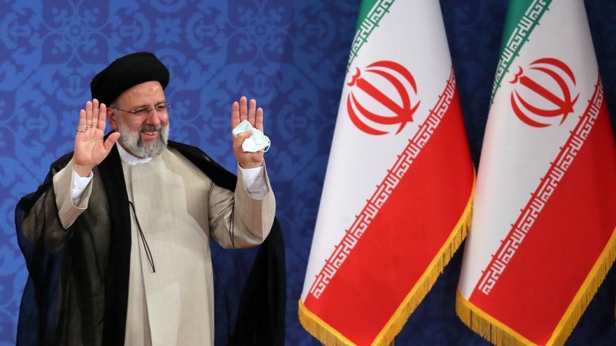 Una veintena de eurodiputados piden a la UE sancionar al nuevo presidente iraní
