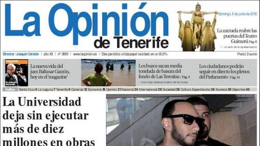 De las portadas del día (06/06/2010) #12