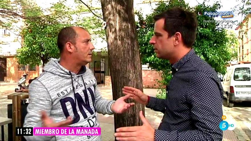 El programa de AR entrevista a un amigo de La Manada