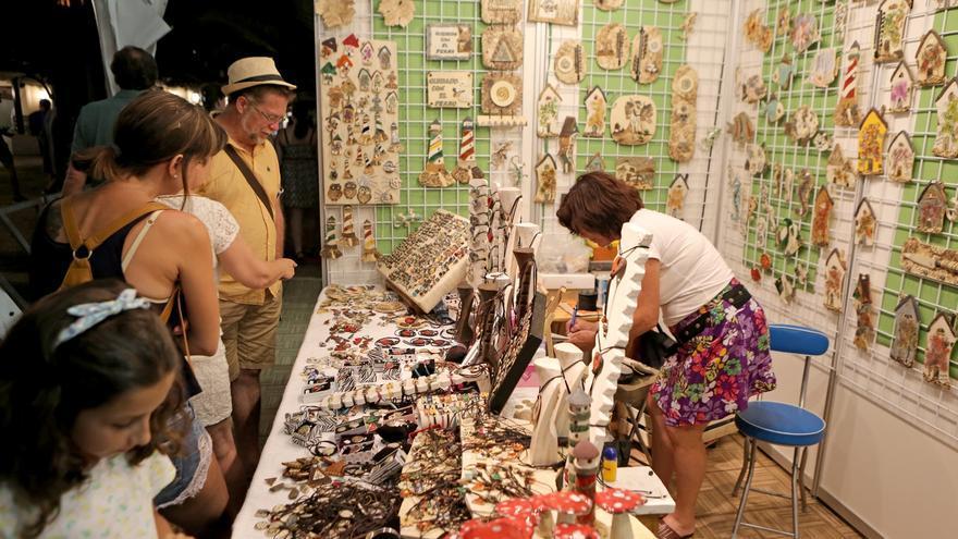 IX Feria de Artesanía de Maspalomas (ALEJANDRO RAMOS)