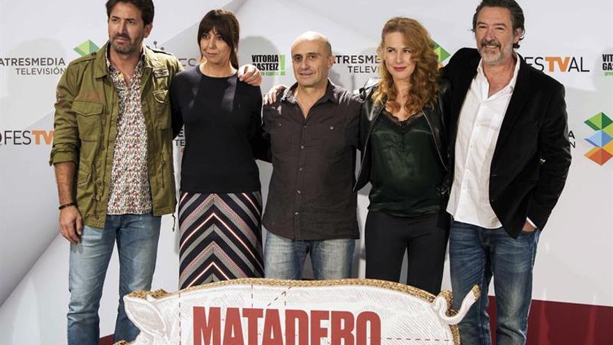 """Cerdos, drogas y chantajes en """"Matadero"""" para los miércoles de Antena 3"""
