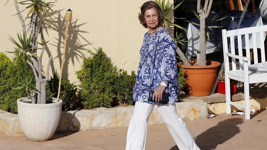 Doña Sofía, de nuevo propuesta por una universidad de EEUU al Nobel de la Paz