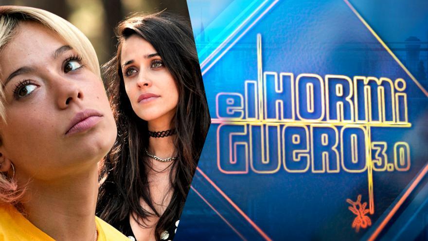 Macarena Garc U00eda Y Anna Castillo Presentan La Llamada En El