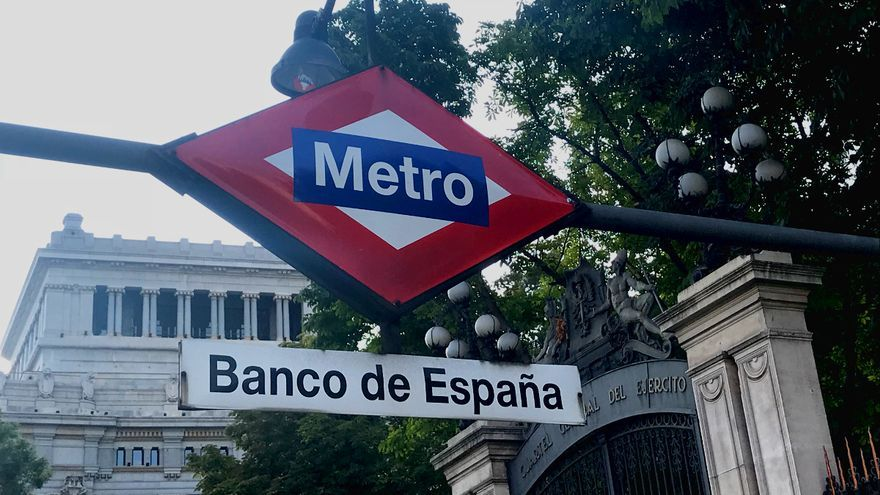 Estación de metro de Banco de España | SOMOS CHUECA