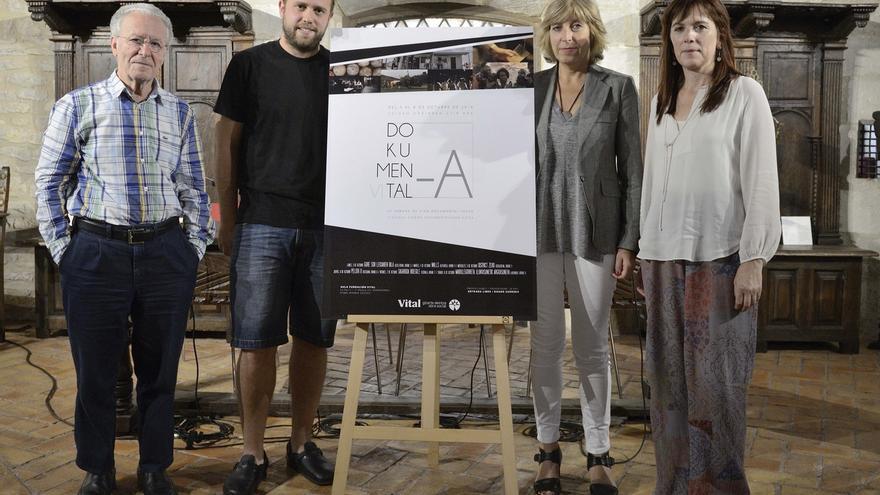 Vitoria acoge a partir del lunes la segunda edición de la 'Semana del Cine Documental Vasco'