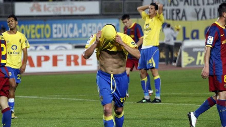 Del UD Las Palmas-Barcelona B #7