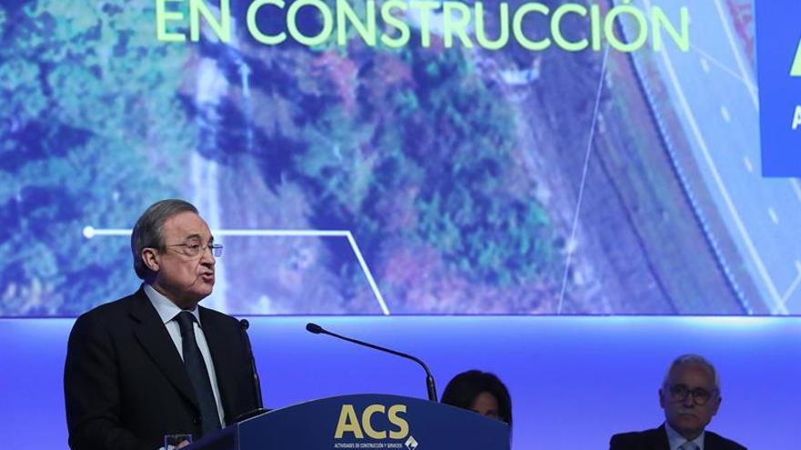 "ACS confirma que está estudiando ""una posible contraopa"" sobre Abertis"