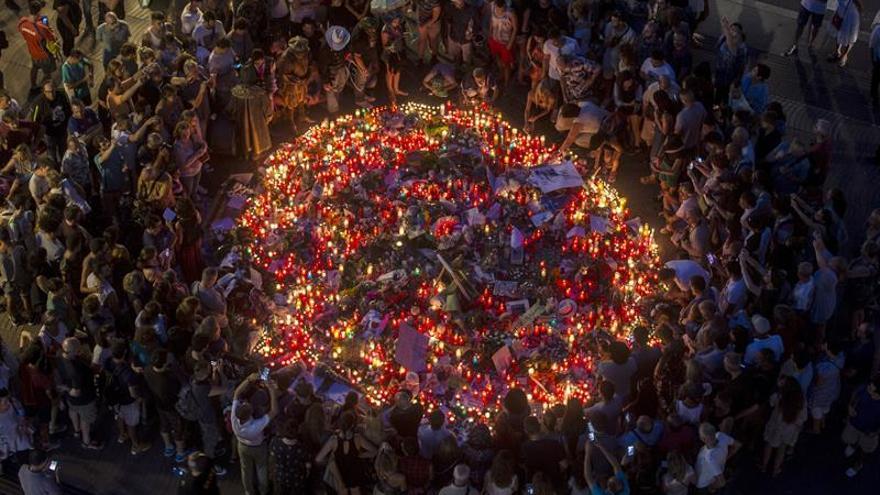 Confirman la muerte de la joven lusa desaparecida en el atentado de Barcelona