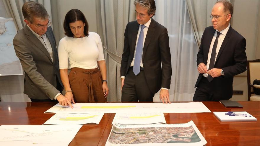 (AMP) La integración ferroviaria de Santander eleva su coste hasta los 187,1 millones