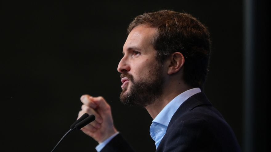 """Casado exige al Gobierno español que respalde a Guaidó y condene el """"golpe ilegal"""" en la Asamblea Nacional de Venezuela"""